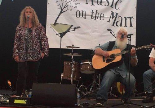 Julie and Max Baker
